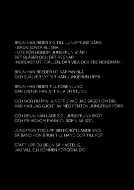 Brun / Gramarna